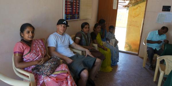 Local team of FSP in India.